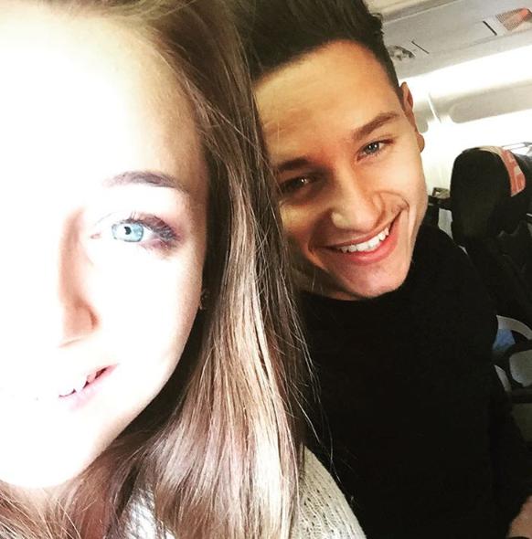 Photos : Charlotte Pirroni prête à briller au Japon : Florian Thauvin lui déclare sa flamme !
