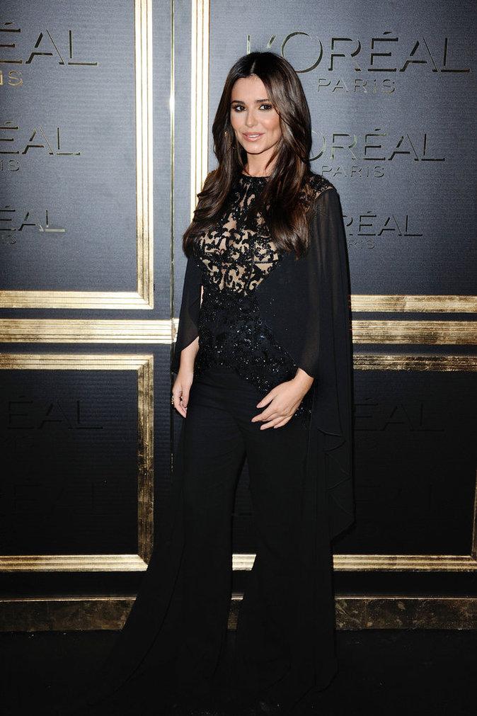 Photos : Cheryl Cole bien en forme(s) à Paris !