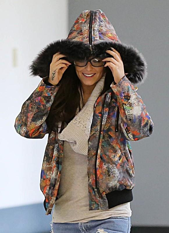 Cheryl Cole, Los Angeles, 2 novembre 2012.
