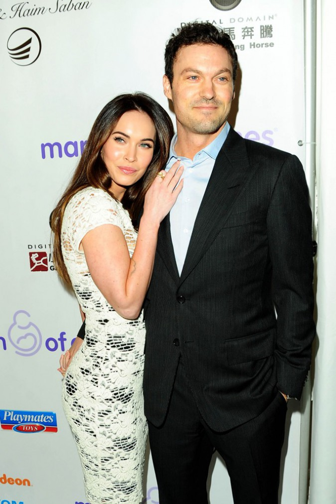 Megan Fox et Brian Green