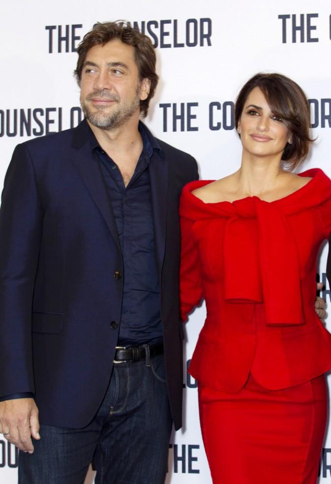 Penélope Cruz et Javier Bardem