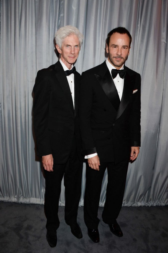 Tom Ford et Richard Buckley