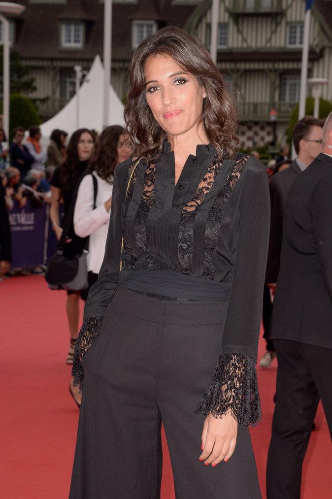 Laurie Cholewa au 42e Festival du film de Deauville