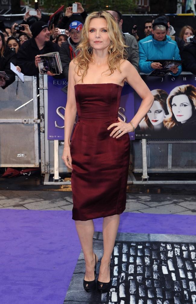 Elle a de la concurrence avec Michelle Pfeiffer !