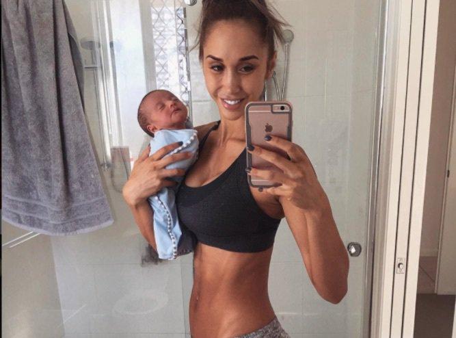 Photos Chontel Duncan Un Selfie De La Star Du Fitness Qui Passe Tr 232 S Mal