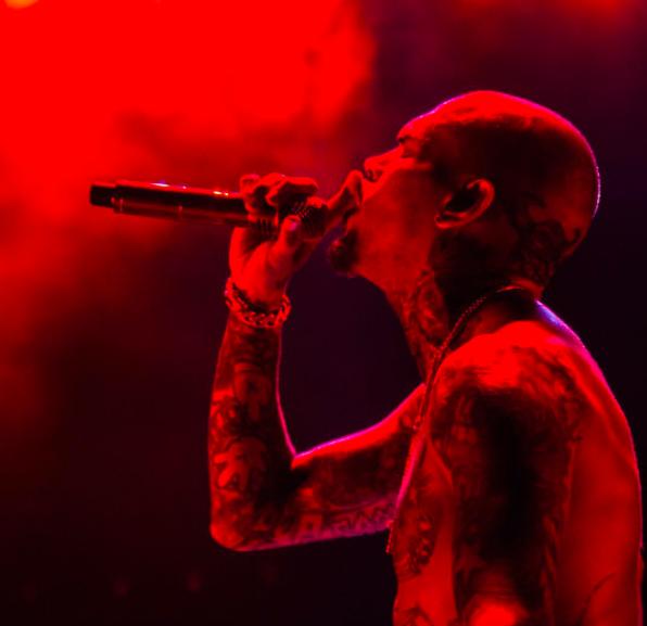 Chris Brown : Il a encore craqué pour un nouveau tatouage !