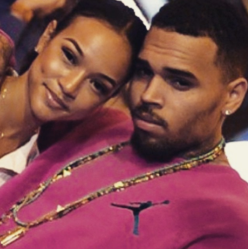 Chris Brown in love pour la Saint-Valentin 2015