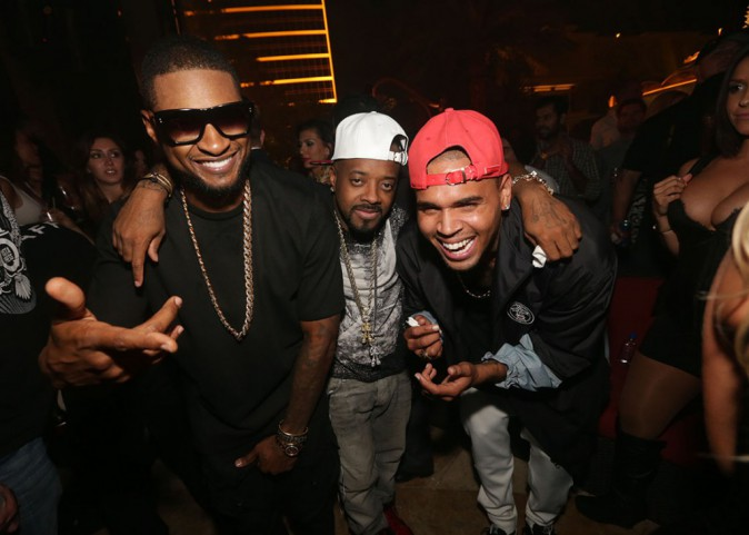 Chris Brown se rachète une conduite en jouant au basket pour la bonne cause !