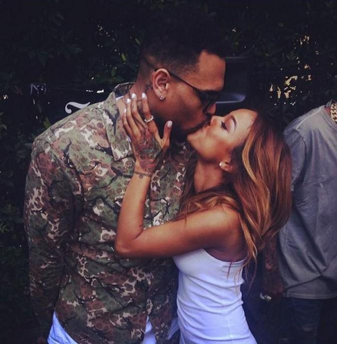 Chris Brown et Karrueche Tran, l'amour retrouvé !