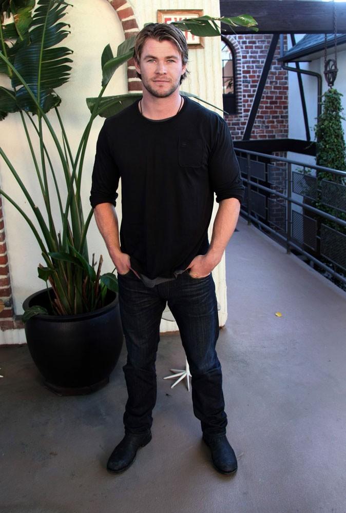 Photos : Chris Hemsworth de Thor