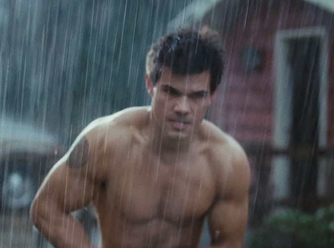 Photos : Taylor Lautner de Twilight