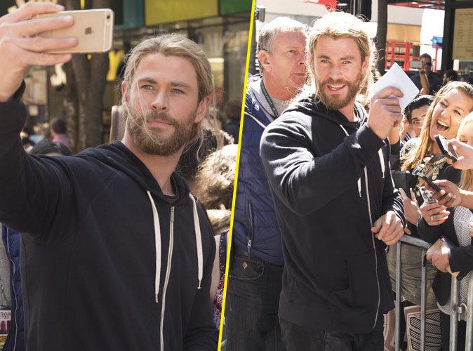 Photos : Chris Hemsworth : le tombeur de ces dames