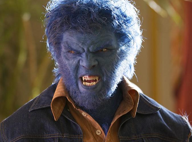 Nicholas Hoult dans le rôle du Fauve (X-Men)