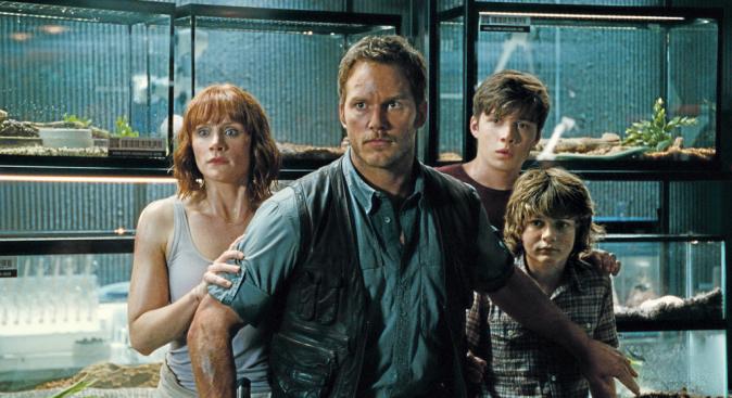 2015, Chris Pratt et Bryce Dallas Howard ont accordé une revanche au T. rex pour deux prochains épisodes.
