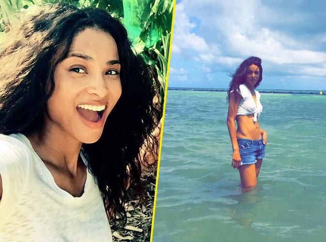 Ciara : beauté naturelle et ultra-slim aux Antilles !