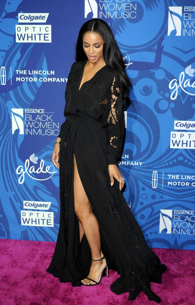 Ciara le 5 février 2015