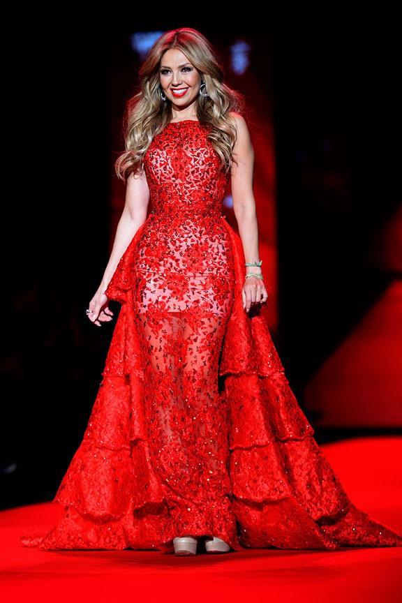Ciara, Zendaya... Les stars enflamment le catwalk pour la bonne cause !