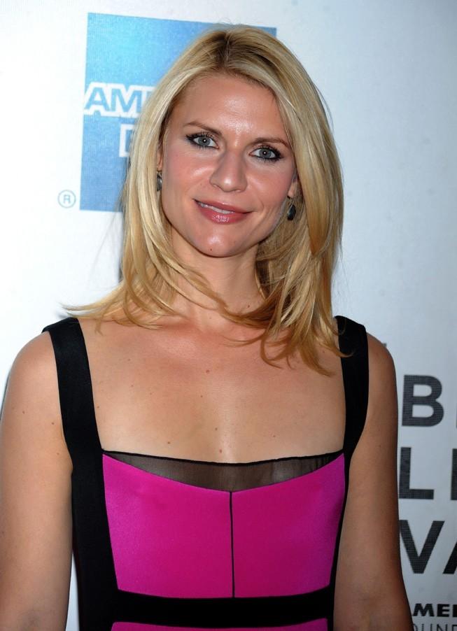 L'actrice de 33 ans triomphe dans la série Homeland