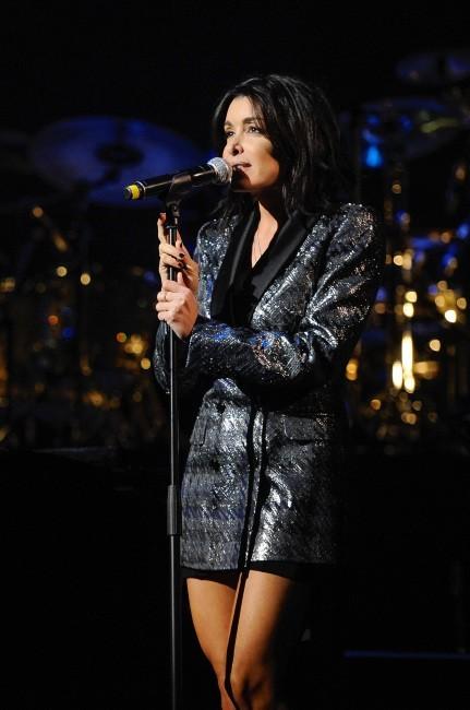 Jenifer le 30 janvier 2013 au Grand Rex, à Paris