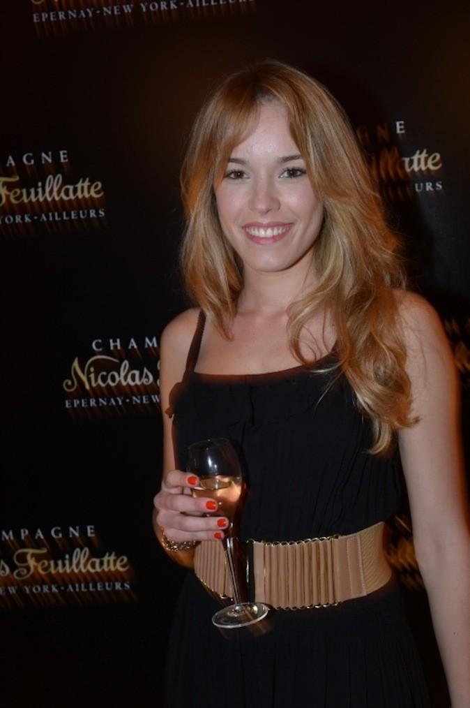 Elodie Fontan a doublé des voix des Borgia et de To Rome with love !