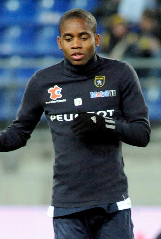 Photos : Cédric Bakambu, 20 ans