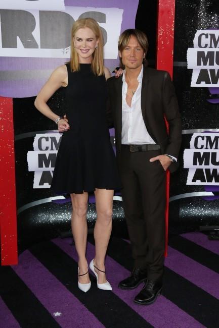 Nicole Kidman et Keith Urban le 5 juin 2013 à Nashville