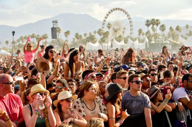 Ambiance scène principale - Coachella Jour 2