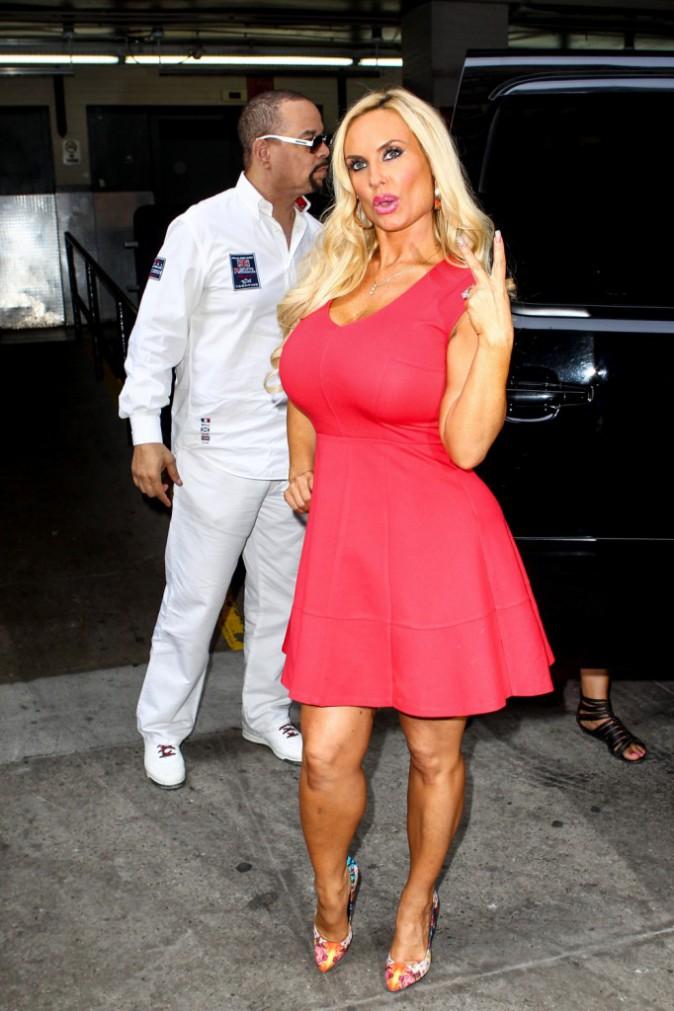 Coco Austin et Ice-T le 29 juillet 2015