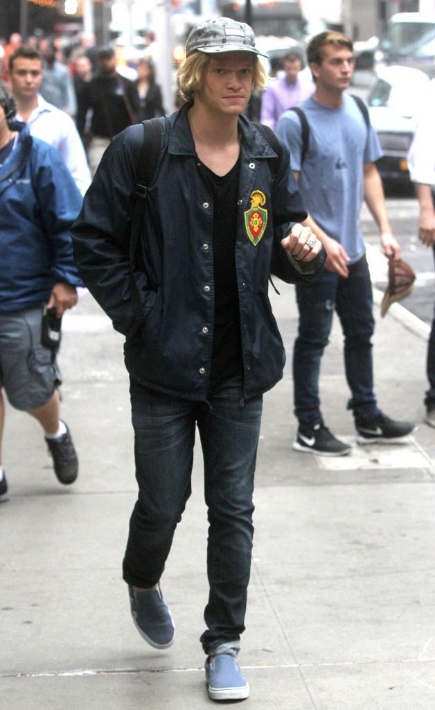Photos : Cody Simpson : du laisser aller dans l'air !
