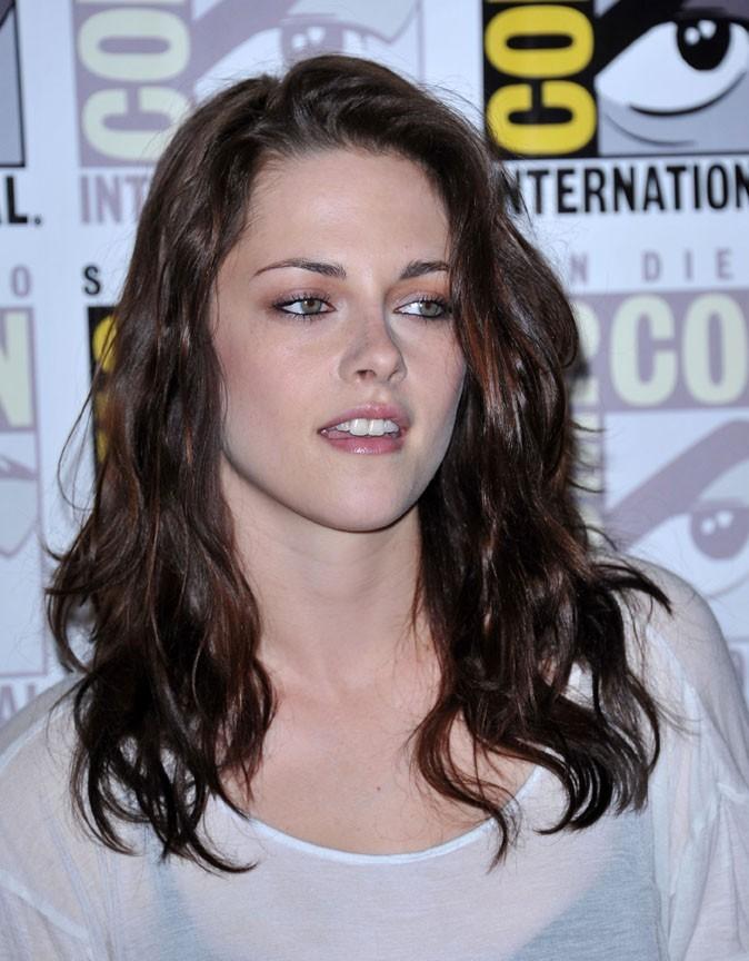 Kristen Stewart se déshabille dans Révélation !