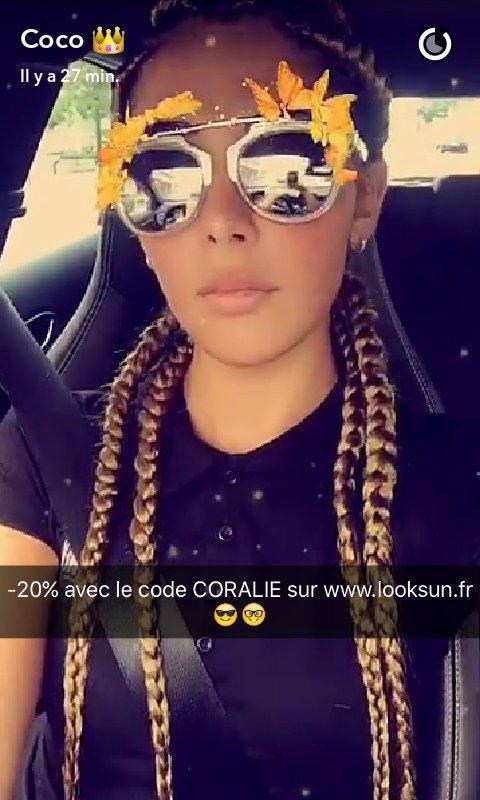 Photos : Coralie Porrovecchio dévoile sa nouvelle tête !