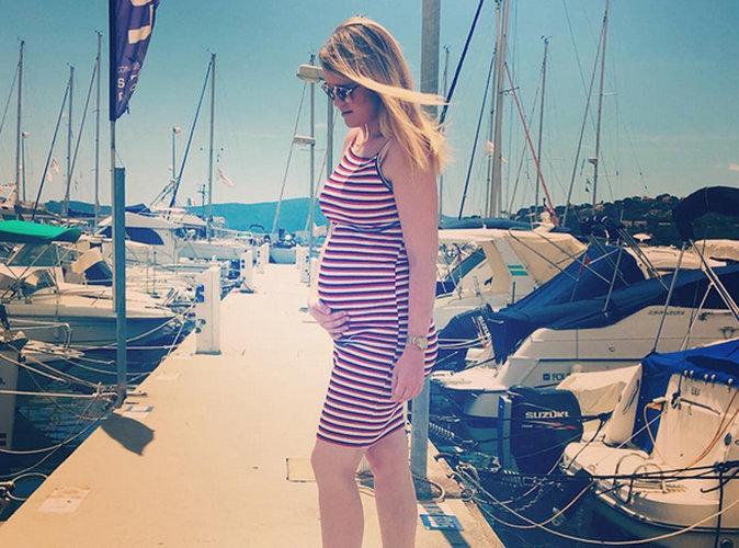 Photos : Coralie Xhaard (Secret Story 4) dévoile le sexe de son bébé !