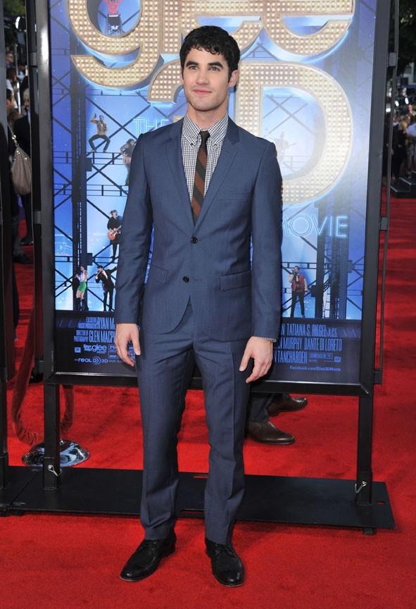 Darren Criss alias le beau Blaine !