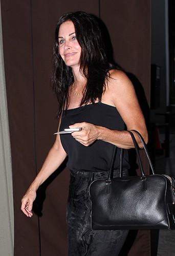 Courteney Cox à Los Angeles le 25 juin 2014