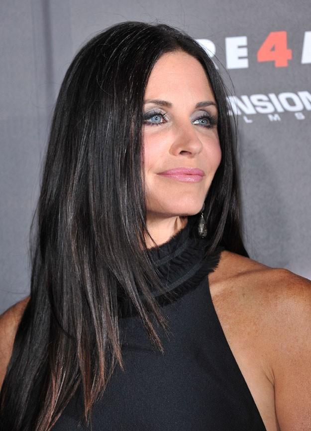 Aurait-elle abusé de Botox ?