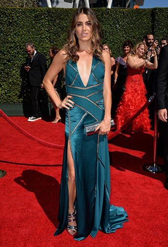 Nikki Reed à Los Angeles le 16 août 2014