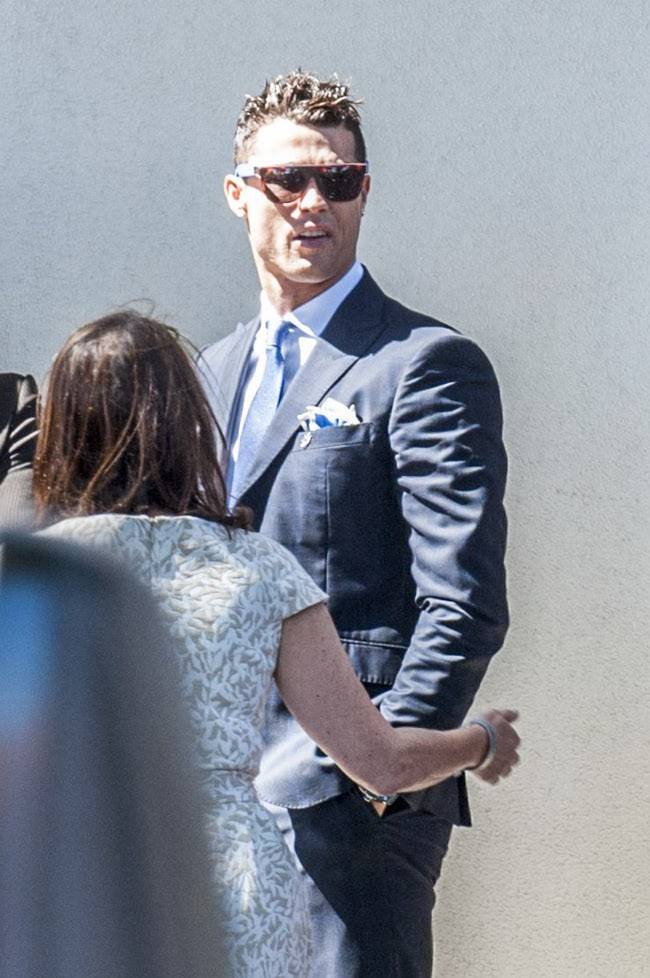 Cristiano Ronaldo à Porto le 2 août 2015