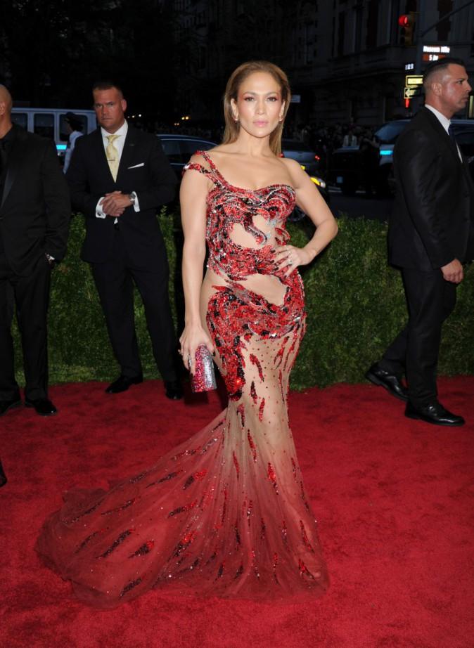Jennifer Lopez le 4 mai 2015