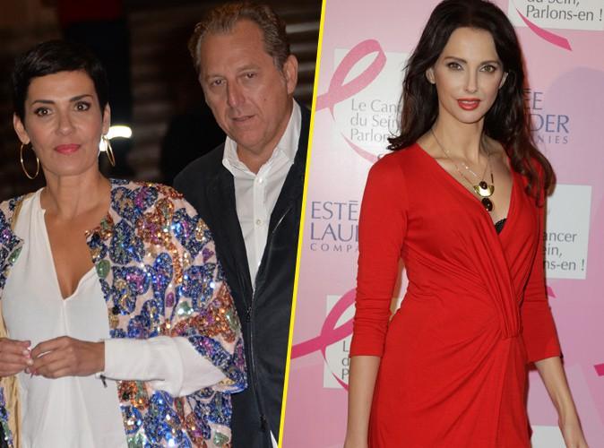 Photos : Cristina Cordula amoureuse, Frédérique Bel flamboyante... Les stars mobilisées pour la lutte contre le cancer du sein !