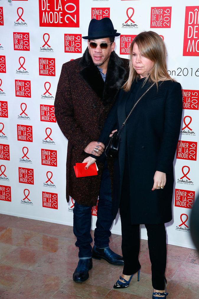 Photos : Cristina Cordula met le paquet face à Julie Gayet !