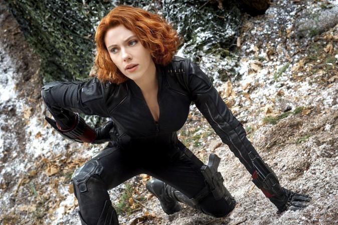 Ciné : Avengers : L'Ère d'Ultron : Scarlett Johansson