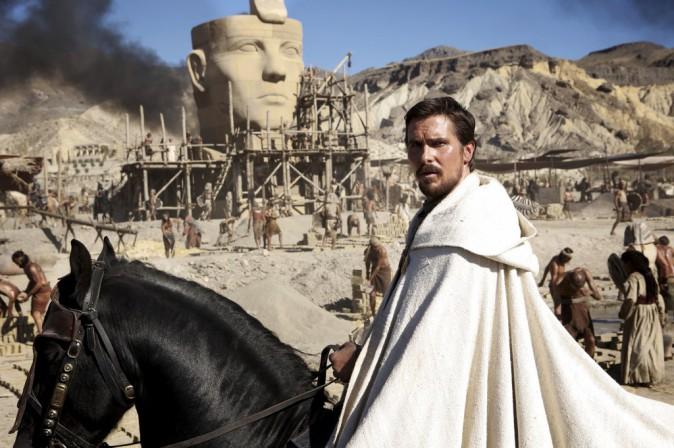 DVD : Exodus : Gods and Kings, avec Christian Bale et Sigourney Weaver, FPE. 19,99 €.