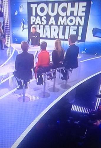 Photos : Cyril Hanouna : quand TPMP devient Touche pas à mon Charlie !