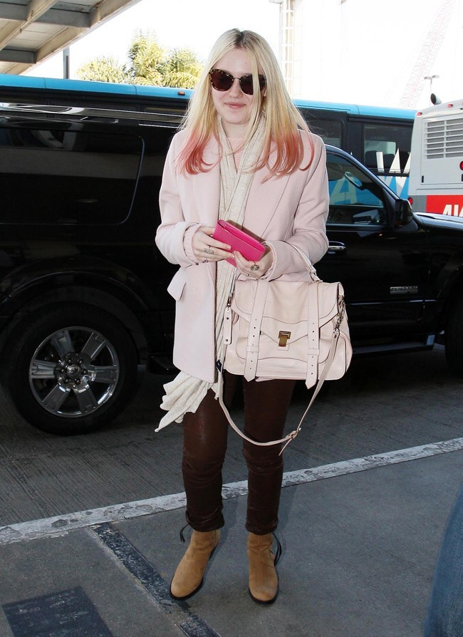 Un joli bonbon pink
