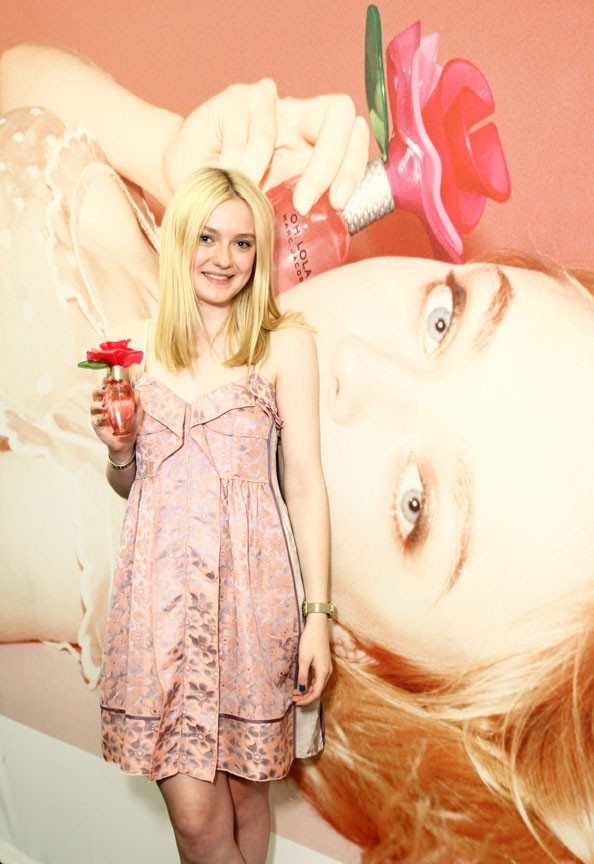 Une jeune fille en fleur !