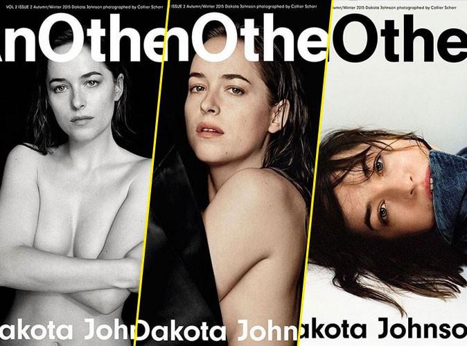"""Photos : Dakota Johnson : """"Enfant, je me sentais comme un alien"""" !"""