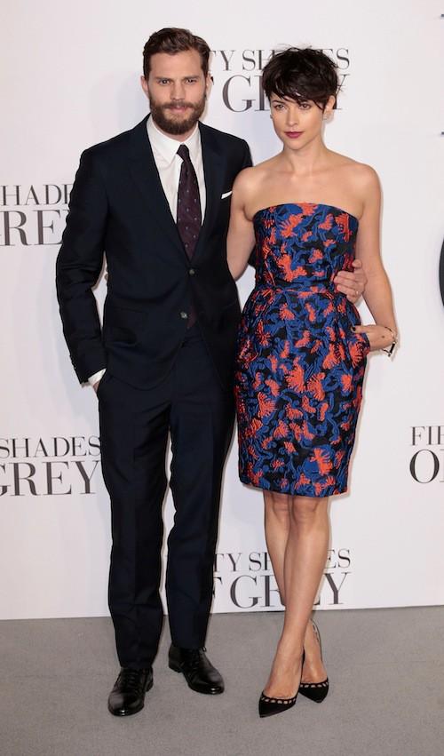Photos : Dakota Johnson, Jamie Dornan et sa femme : ménage à trois à Londres !
