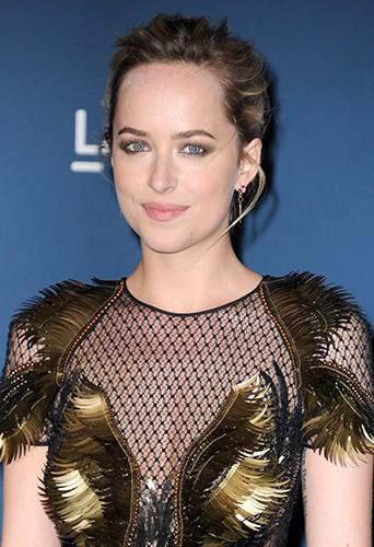 Dakota Johnson à Los Angeles le 2 novembre 2013