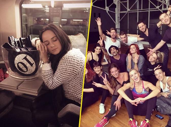 Photos : DALS : Alizée, Fauve Hautot, Brahim Zaibat : ils donnent le top départ de la tournée !