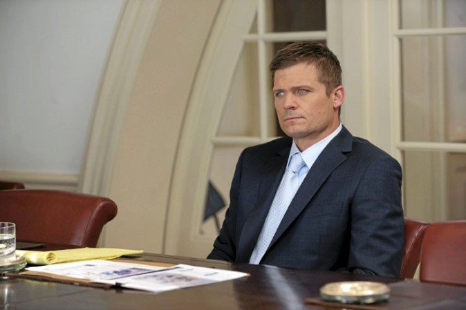 Bailey Chase (Sean)